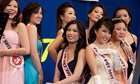 Miss Vietnamese Friendship Pageant 2012